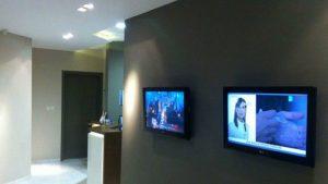 Εσωτερικό της Οδοντιατρικής Κλινικής Στα Ιωάννινα