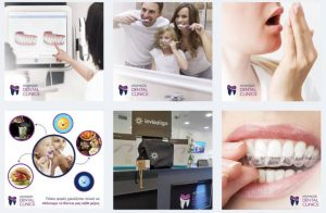 Instagram Advanced Dental Clinics.