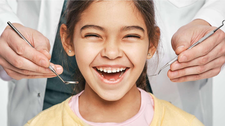 Ασθένεια των ούλων στα παιδιά