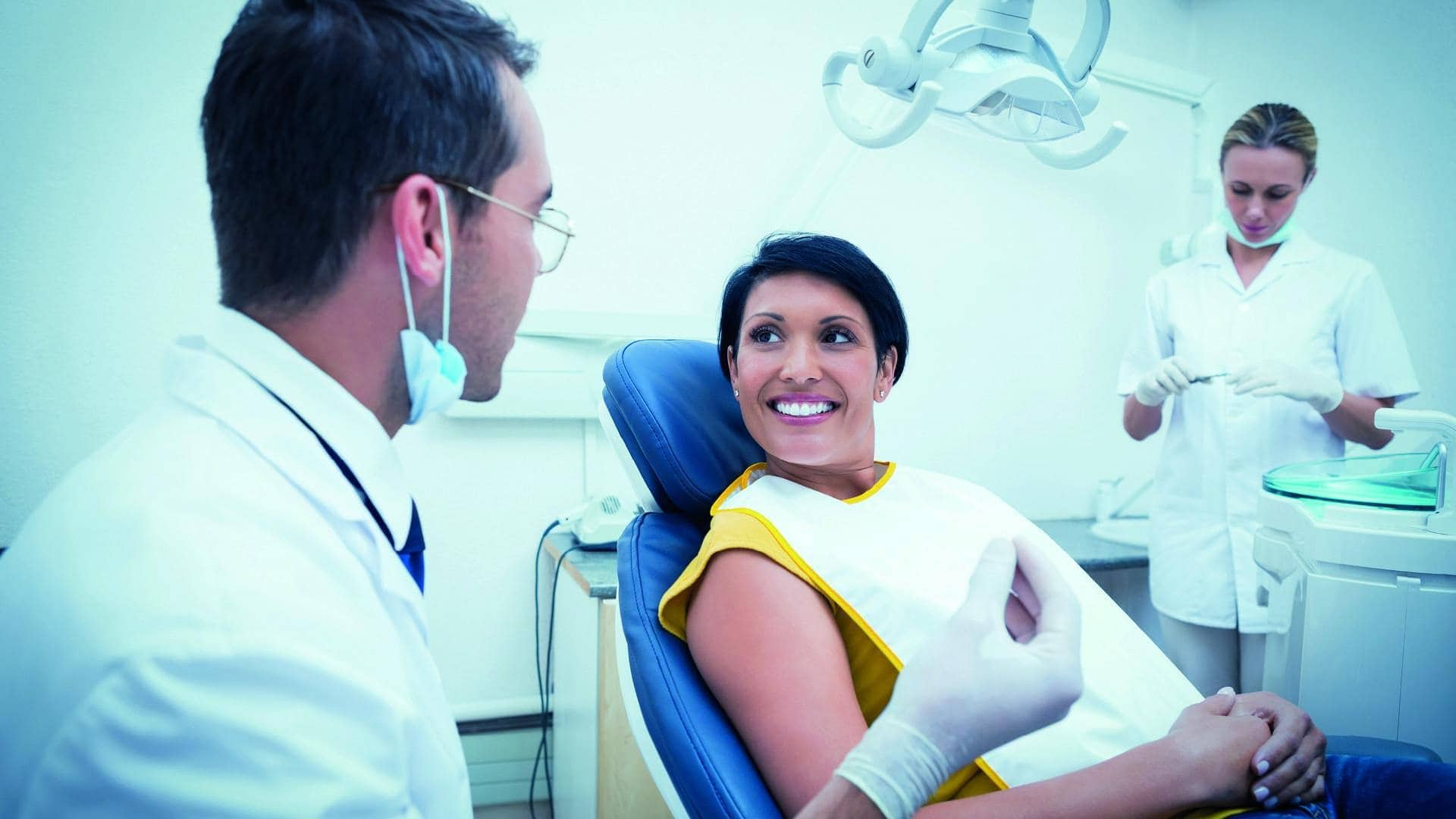 Το Πρώτο Ραντεβού Στον Οδοντίατρο